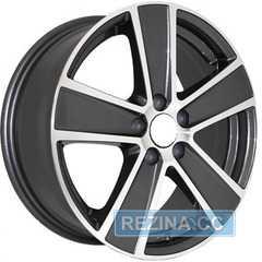 Купить REPLICA Skoda 7389 MK-P R16 W6.5 PCD5x100 ET45 DIA57.1