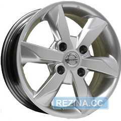 Купить REPLICA NISSAN D663 HS R15 W6 PCD4x114.3 ET40 DIA66.1
