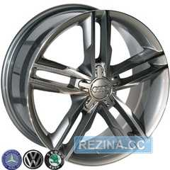 Купить REPLICA Skoda 536 GMF R17 W7.5 PCD5x112 ET40 DIA66.6
