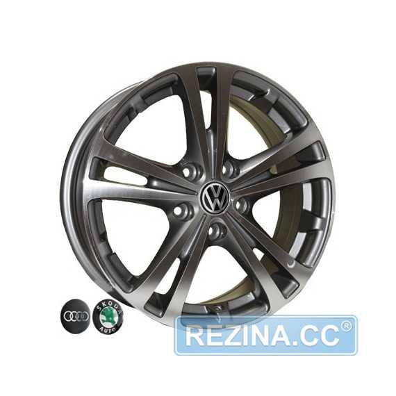 REPLICA Audi Z616 DGMF - rezina.cc