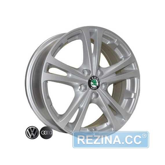 REPLICA Skoda Z616 S - rezina.cc