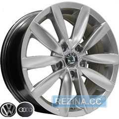 Купить REPLICA VW D015 HS R15 W6.5 PCD5x112 ET42 DIA57.1