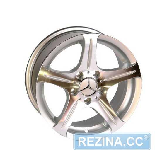 REPLICA Mercedes 145 SP - rezina.cc