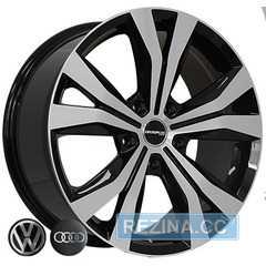 Купить ZY REPLICA Volkswagen 934 BP R19 W8.5 PCD5x130 ET50 DIA71.6