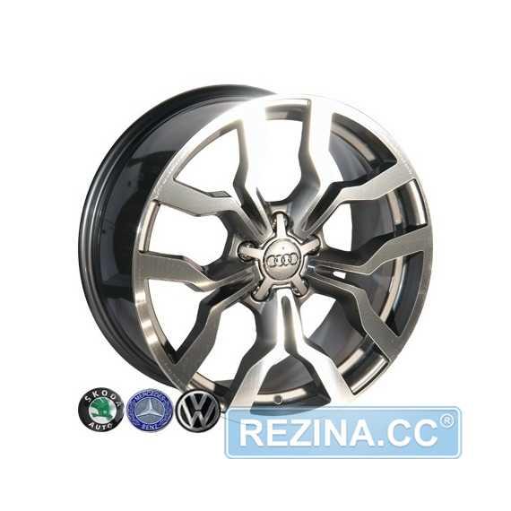 REPLICA Audi 566 GMF - rezina.cc