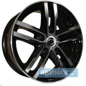 Купить REPLICA SANG YONG Z456 BMF R16 W6.5 PCD5x130 ET43 DIA84.1