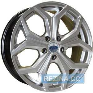 Купить REPLICA Ford 7426 HS R16 W6.5 PCD5x108 ET52.5 DIA63.4