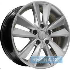 Купить REPLICA RENAULT D033 HS R16 W6.5 PCD5x114.3 ET45 DIA66.1