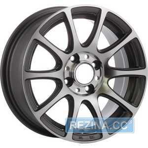 Купить REPLICA Peugeot 1010 MK-P R14 W6 PCD4x108 ET25 DIA65.1