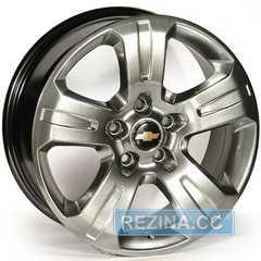 Купить REPLICA CHEVROLET D220 HB R17 W7 PCD5x115 ET45 DIA70.3