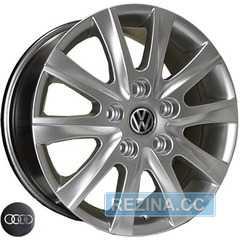 Купить REPLICA VW Z774 HS R17 W7.5 PCD5x130 ET55 DIA71.6