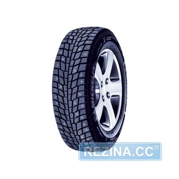 Зимняя шина MICHELIN X-Ice North - rezina.cc