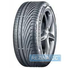 Купить Летняя шина UNIROYAL Rainsport 3 255/45R18 103Y