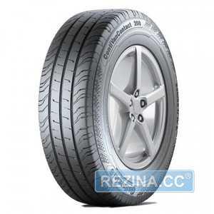 Купить Летняя шина CONTINENTAL ContiVanContact 200 195/75R16C 107/105R