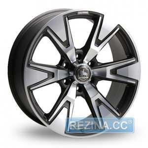 Купить KOSEI Defender V6 AM/GM R18 W8.5 PCD6x139.7 ET33 DIA106.1