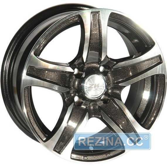 Купить ZW 337 BEP R15 W6.5 PCD4x114.3 ET35 DIA67.1