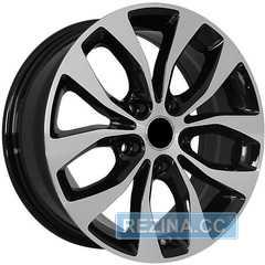 Купить REPLICA Audi 659 BP R16 W6.5 PCD5x112 ET35 DIA66.6
