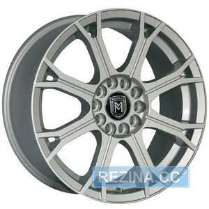 Купить MARCELLO MR-35 Silver R16 W7 PCD5x100/112 ET38 DIA73.1