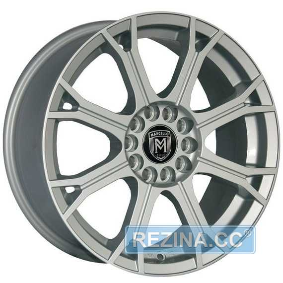 MARCELLO MR-35 Silver - rezina.cc
