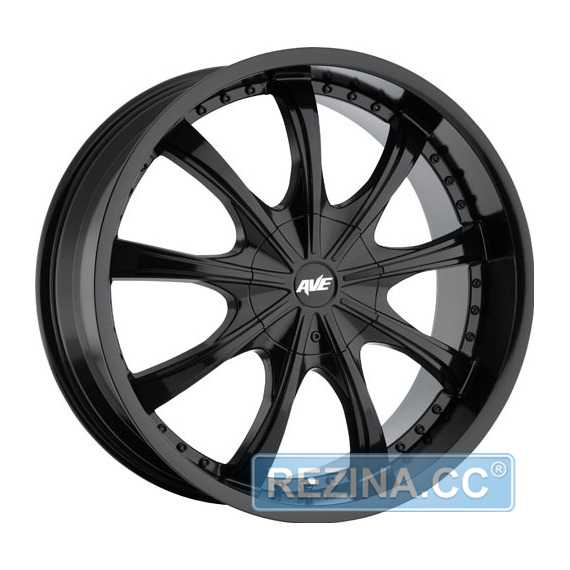 MI-TECH (MKW) A-605 Satin Black - rezina.cc