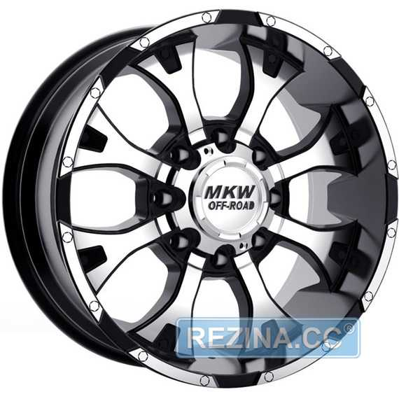 MI-TECH (MKW) M-85 AM/B - rezina.cc