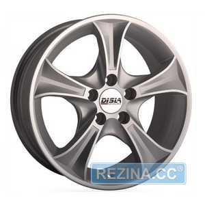 Купить DISLA Luxury 606 SD R16 W7 PCD5x112 ET38 DIA57.1