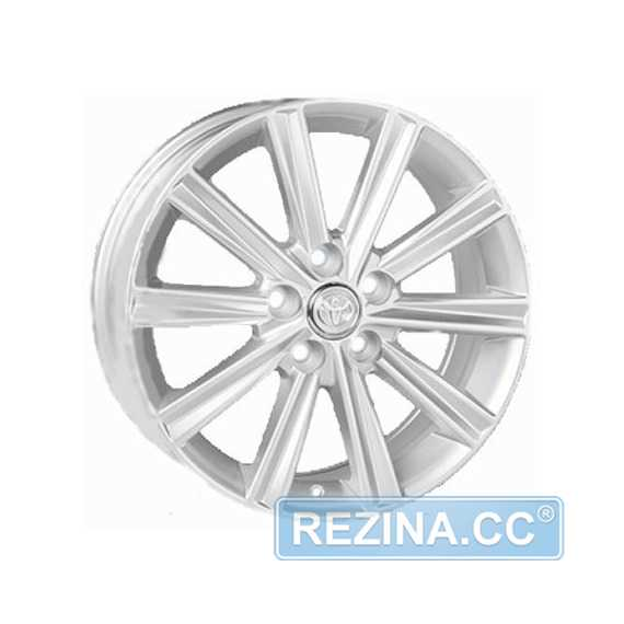 REPLICA Toyota JT1377 Silver - rezina.cc