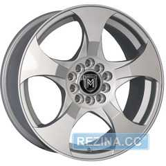 MARCELLO MR-34 Silver - rezina.cc