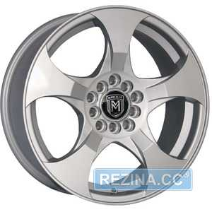 Купить MARCELLO MR-34 Silver R16 W7 PCD5x100/112 ET38 DIA73.1