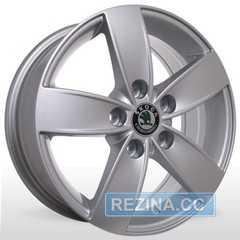 Купить REPLICA SLR 274 S R15 W6 PCD5x112 ET47 DIA57.1