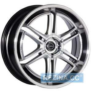 Купить KOSEI Evo Maxi R15 W6.5 PCD5x100/114. ET38 DIA73.1