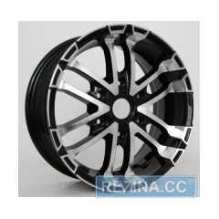 Купить LAWU YL 169 BP R16 W6.5 PCD6x139.7 ET35 DIA106.1