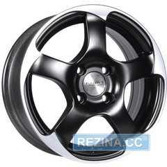 Купить KYOWA KR 1030 MBKF R15 W6.5 PCD4x100 ET40 DIA73.1