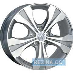 Купить REPLICA ACU 5044d MG R20 W8 PCD5x114.3 ET40 DIA64.1