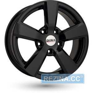 Купить DISLA Formula 503 Black R15 W6.5 PCD5x100 ET35 DIA57.1