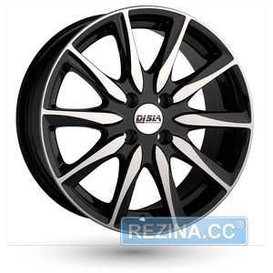 Купить DISLA Raptor 502 BD R15 W6.5 PCD4x100 ET35 DIA72.6
