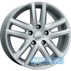 Купить КиК КС506 Passat 3C (Silver) R16 W7 PCD5x112 ET45 DIA57.1