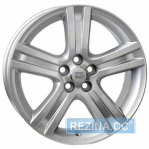 Купить WSP ITALY LIVORNO W1767 SILVER R17 W7 PCD5x100 ET39 DIA54.1