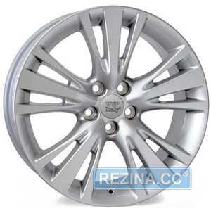 Купить WSP Italy ANGEL LX54 W2654 5 HYPER SILVER R19 W7.5 PCD5x114.3 ET35 DIA60.1