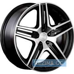 Купить RW (RACING WHEELS) H-414 BK/FP R15 W6.5 PCD5x112 ET35 DIA66.6