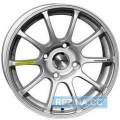 Купить ADVAN 832 RZ SILVER R16 W7 PCD4x108 ET38 DIA63.4