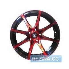 Купить RW (RACING WHEELS) H 480 BK ORD/FP R14 W6 PCD4x98 ET38 DIA58.6