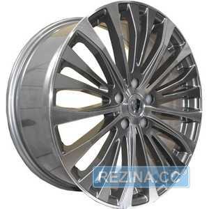 Купить ALLANTE 191 GMF R18 W8 PCD5x114.3 ET40 DIA67.1