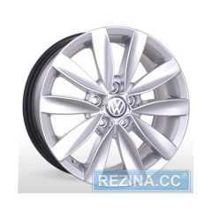 REPLICA BKR 481 Silver - rezina.cc
