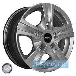 Купить TRW Z1108 HS R15 W6.5 PCD5x139.7 ET40 DIA98.5