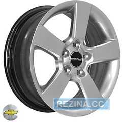Купить REPLICA CHEVROLET 501 HS R15 W6 PCD5x105 ET39 DIA56.6