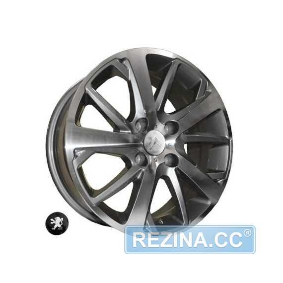 REPLICA PEUGEOT Z1039 DGMF - rezina.cc
