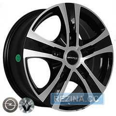 Купить REPLICA VOLKSWAGEN Z1108 BMF R16 W6.5 PCD5x120 ET45 DIA65.1