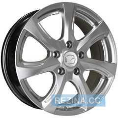 Купить ZY 629 HS R16 W6.5 PCD5x114.3 ET50 DIA67.1