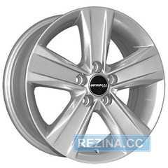 Купить REPLICA SKODA 492 S R14 W6 PCD5x100 ET38 DIA57.1